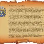 historia rodu Garczyńskich