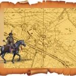 płachty - mapa