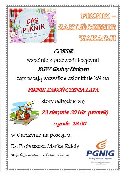 piknik kgw